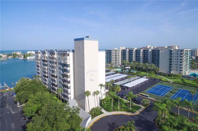 660 Island Way #307, Clearwater Beach, FL 33767 (MLS #U8051692) :: Sarasota Gulf Coast Realtors