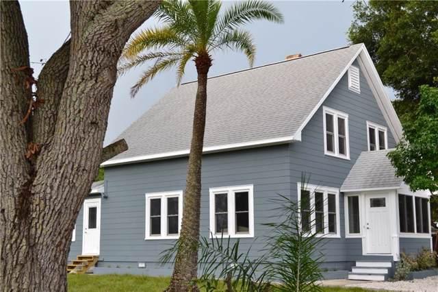 418 Indiana Avenue, Crystal Beach, FL 34681 (MLS #U8051704) :: The Nathan Bangs Group