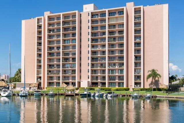 51 Island Way #902, Clearwater Beach, FL 33767 (MLS #U8051707) :: Charles Rutenberg Realty