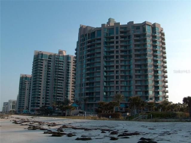 1560 Gulf Boulevard #1203, Clearwater, FL 33767 (MLS #U8051737) :: Burwell Real Estate
