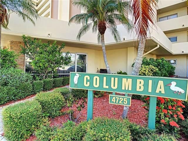 4725 Cove Circle #806, St Petersburg, FL 33708 (MLS #U8051801) :: Dalton Wade Real Estate Group