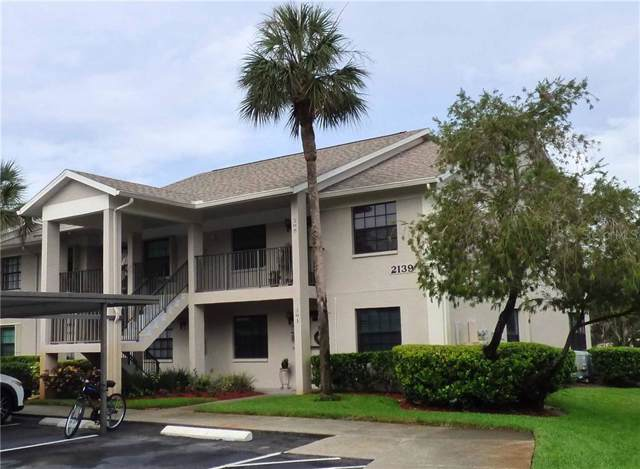 2139 Elm Street #308, Dunedin, FL 34698 (MLS #U8052017) :: Jeff Borham & Associates at Keller Williams Realty
