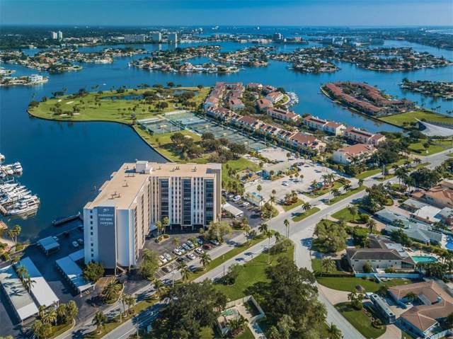 10355 Paradise Boulevard #501, Treasure Island, FL 33706 (MLS #U8052021) :: Jeff Borham & Associates at Keller Williams Realty
