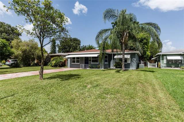 720 Freemont Street S, Gulfport, FL 33707 (MLS #U8052177) :: Team Bohannon Keller Williams, Tampa Properties