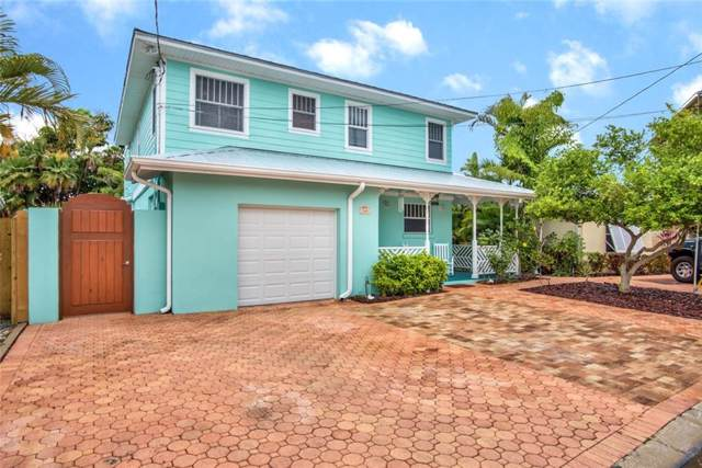 366 145TH Avenue E, Madeira Beach, FL 33708 (MLS #U8052182) :: Jeff Borham & Associates at Keller Williams Realty