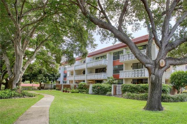 2612 Pearce Drive #210, Clearwater, FL 33764 (MLS #U8052272) :: Burwell Real Estate