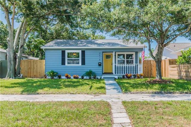 4516 4TH Avenue N, St Petersburg, FL 33713 (MLS #U8052326) :: Griffin Group