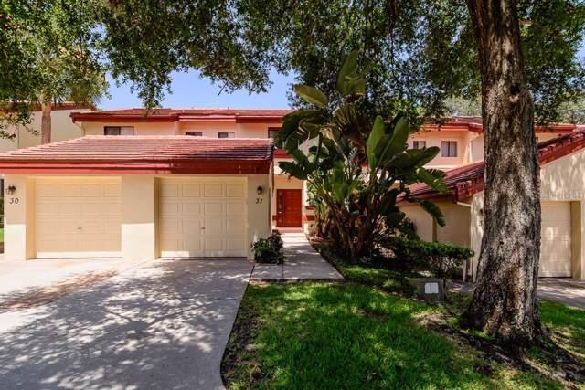 3460 Countryside Boulevard #31, Clearwater, FL 33761 (MLS #U8052388) :: Keller Williams On The Water Sarasota