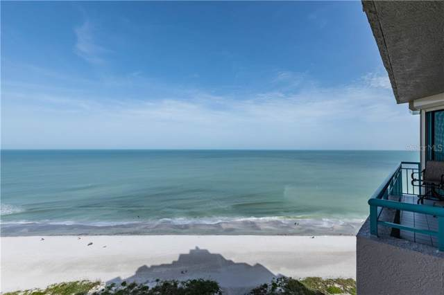 1560 Gulf Boulevard #1403, Clearwater, FL 33767 (MLS #U8052397) :: Ideal Florida Real Estate