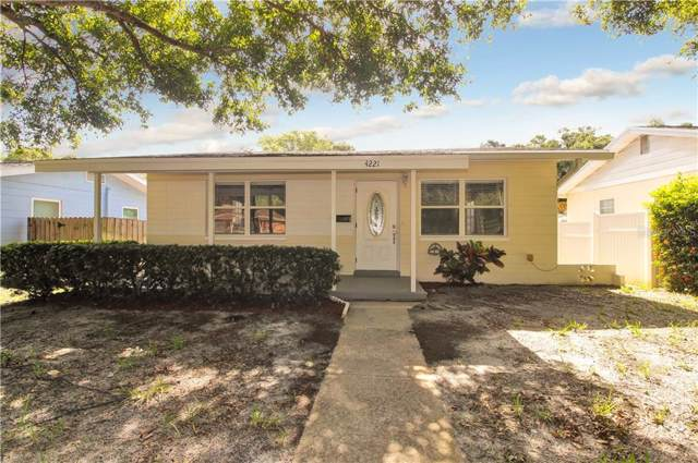 4221 Dr Martin Luther King Jr Street N, St Petersburg, FL 33703 (MLS #U8052416) :: Cartwright Realty