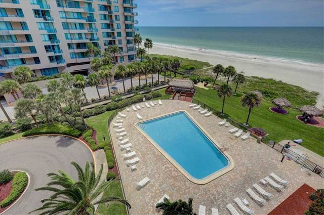 1480 Gulf Boulevard #601, Clearwater Beach, FL 33767 (MLS #U8052486) :: Burwell Real Estate