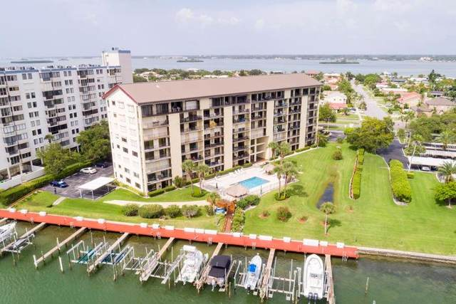 650 Island Way #206, Clearwater, FL 33767 (MLS #U8052505) :: Ideal Florida Real Estate