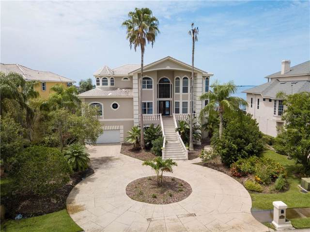 2041 Harbour Watch Circle, Tarpon Springs, FL 34689 (MLS #U8052536) :: The Duncan Duo Team