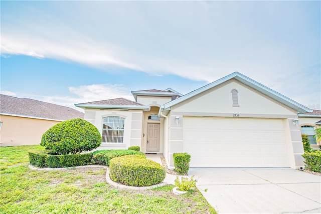 2735 Plantain Drive, Holiday, FL 34691 (MLS #U8052666) :: Team Bohannon Keller Williams, Tampa Properties