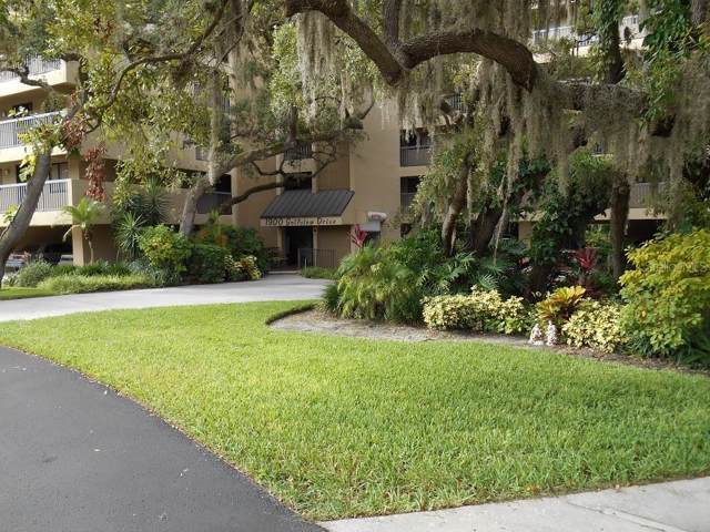 1725 Golfview Drive #1725, Tarpon Springs, FL 34689 (MLS #U8052688) :: Team Bohannon Keller Williams, Tampa Properties