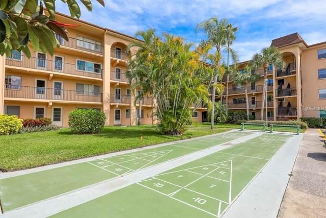 2525 W Bay Drive E33, Belleair Bluffs, FL 33770 (MLS #U8052705) :: Burwell Real Estate