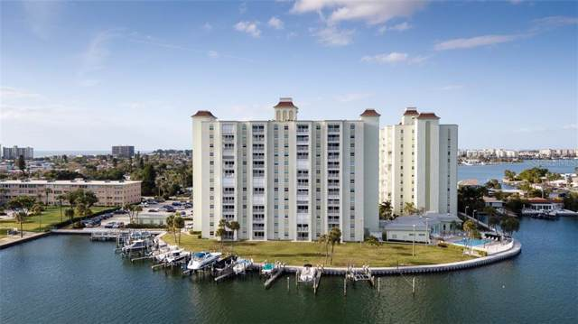 400 64TH Avenue #1006, St Pete Beach, FL 33706 (MLS #U8052716) :: Dalton Wade Real Estate Group