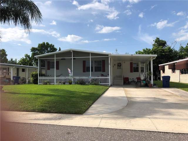 115 Philadelphia Boulevard #5, Palm Harbor, FL 34684 (MLS #U8052740) :: Mark and Joni Coulter | Better Homes and Gardens