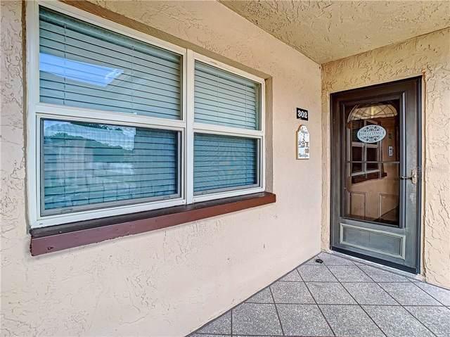 7701 Starkey Road #302, Largo, FL 33777 (MLS #U8052745) :: Charles Rutenberg Realty
