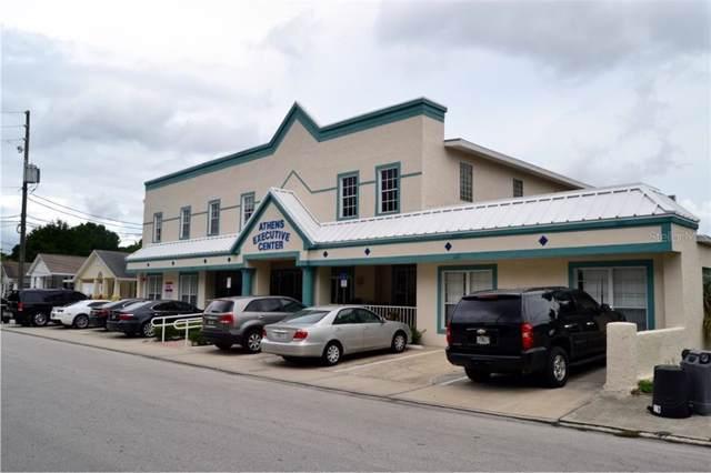110 Athens Street, Tarpon Springs, FL 34689 (MLS #U8052798) :: Team Bohannon Keller Williams, Tampa Properties