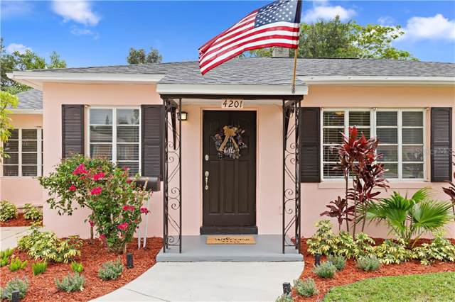 4201 Bay Street NE, St Petersburg, FL 33703 (MLS #U8052814) :: Griffin Group