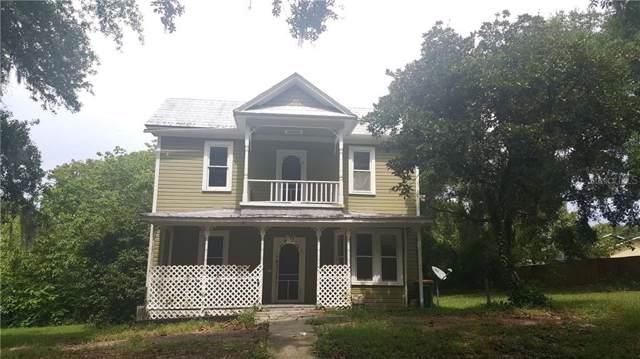 221 N Mary Street, Eustis, FL 32726 (MLS #U8052849) :: Cartwright Realty