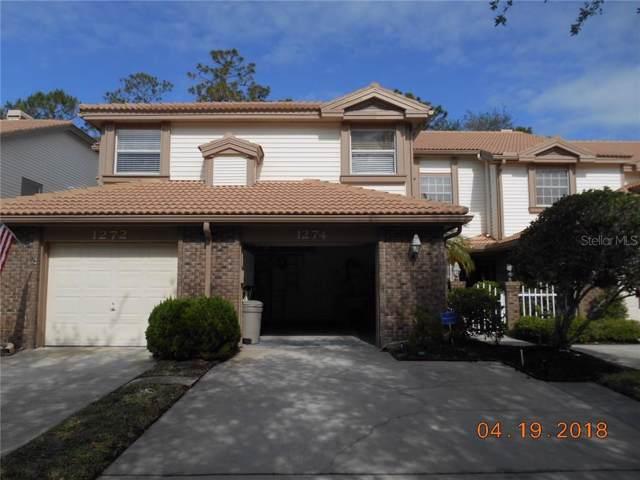 1274 Clays Trail, Oldsmar, FL 34677 (MLS #U8052850) :: Bustamante Real Estate