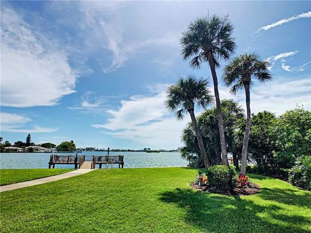 1868 Shore Drive S #114, South Pasadena, FL 33707 (MLS #U8052889) :: Griffin Group
