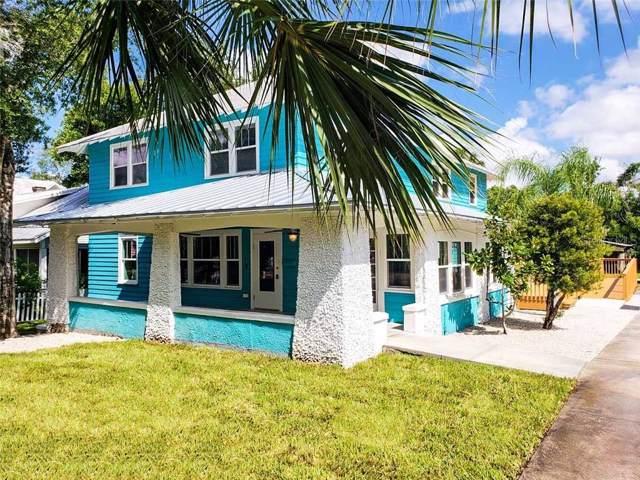 427 E Tarpon Avenue, Tarpon Springs, FL 34689 (MLS #U8052964) :: Lovitch Realty Group, LLC