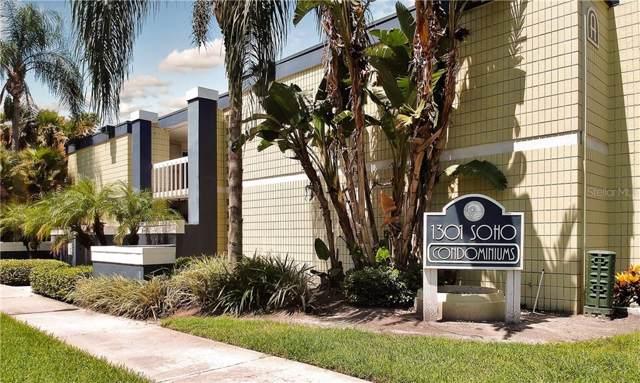 1301 S Howard Avenue C2, Tampa, FL 33606 (MLS #U8053060) :: Team Bohannon Keller Williams, Tampa Properties