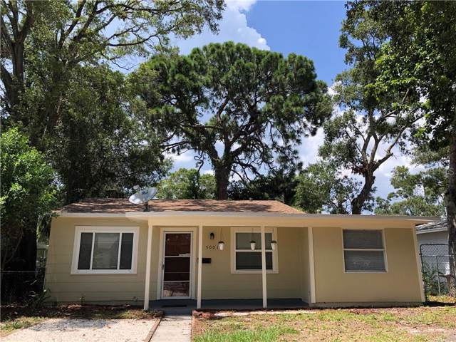 5001 36TH Avenue N, St Petersburg, FL 33710 (MLS #U8053140) :: Griffin Group