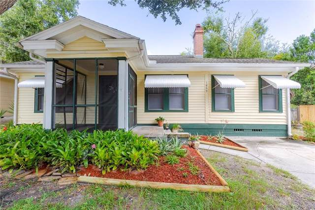 1869 Overbrook Ave, Clearwater, FL 33755 (MLS #U8053148) :: Gate Arty & the Group - Keller Williams Realty