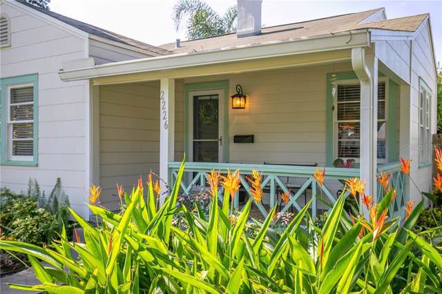 2226 7TH Avenue N, St Petersburg, FL 33713 (MLS #U8053155) :: Lockhart & Walseth Team, Realtors