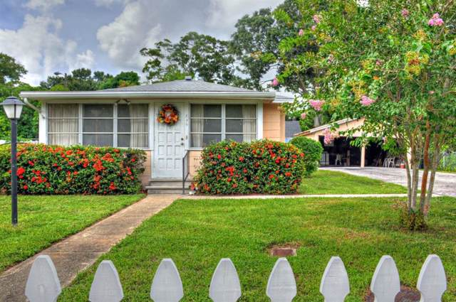 846 Hall Street, Clearwater, FL 33756 (MLS #U8053200) :: The Duncan Duo Team