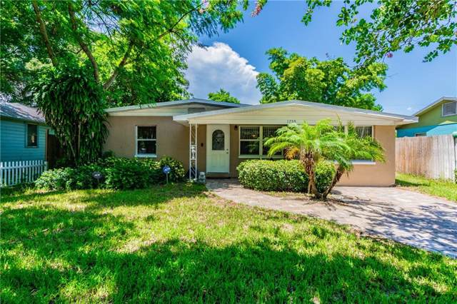 1759 11TH Avenue N, St Petersburg, FL 33713 (MLS #U8053201) :: Gate Arty & the Group - Keller Williams Realty