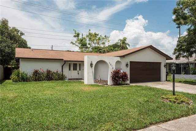 1912 Radcliffe Drive N, Clearwater, FL 33763 (MLS #U8053242) :: White Sands Realty Group