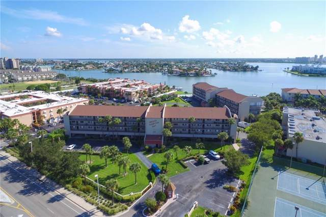 8711 Blind Pass Road 205A, St Pete Beach, FL 33706 (MLS #U8053250) :: Griffin Group