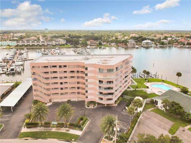 2539 Gary Cir #702, Dunedin, FL 34698 (MLS #U8053256) :: Armel Real Estate