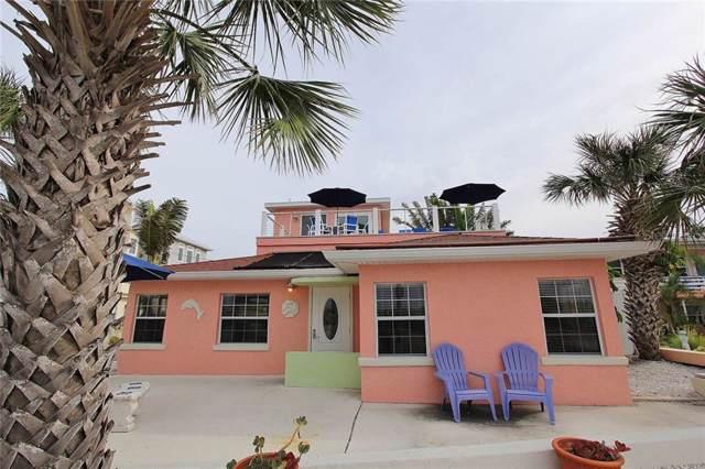 7799 W Gulf Boulevard, Treasure Island, FL 33706 (MLS #U8053337) :: Lockhart & Walseth Team, Realtors