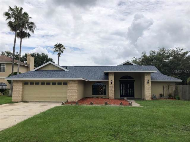3910 Parkway Boulevard, Land O Lakes, FL 34639 (MLS #U8053393) :: Griffin Group