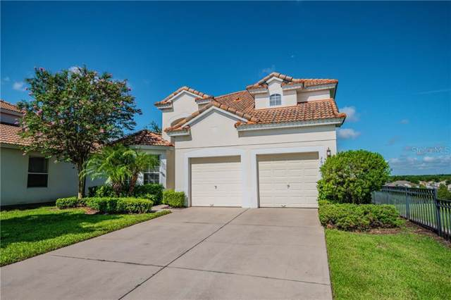2602 Archfeld Boulevard, Kissimmee, FL 34747 (MLS #U8053560) :: Armel Real Estate