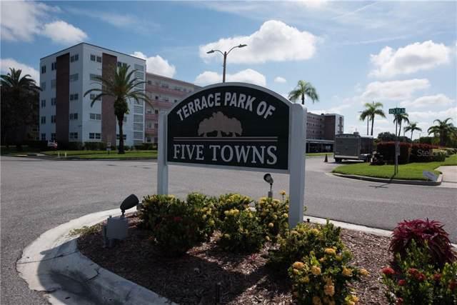 5623 80TH Street N #410, St Petersburg, FL 33709 (MLS #U8053640) :: Charles Rutenberg Realty