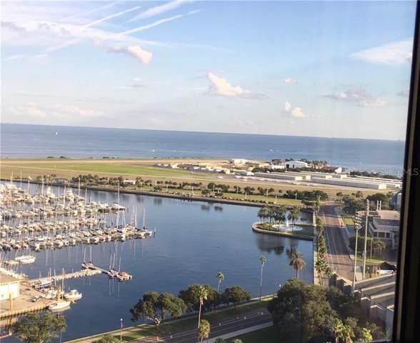 1 Beach Drive SE #2008, St Petersburg, FL 33701 (MLS #U8053659) :: Charles Rutenberg Realty