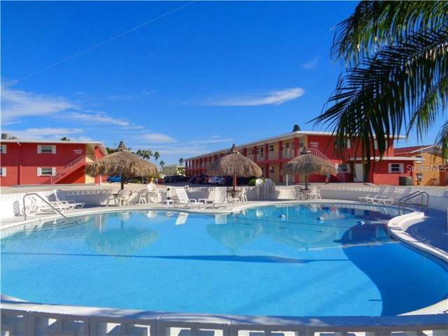 8565 W Gulf Boulevard 28S, Treasure Island, FL 33706 (MLS #U8053771) :: Lockhart & Walseth Team, Realtors