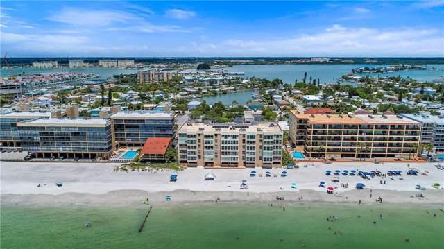 14800 Gulf Boulevard #207, Madeira Beach, FL 33708 (MLS #U8054490) :: Lovitch Realty Group, LLC