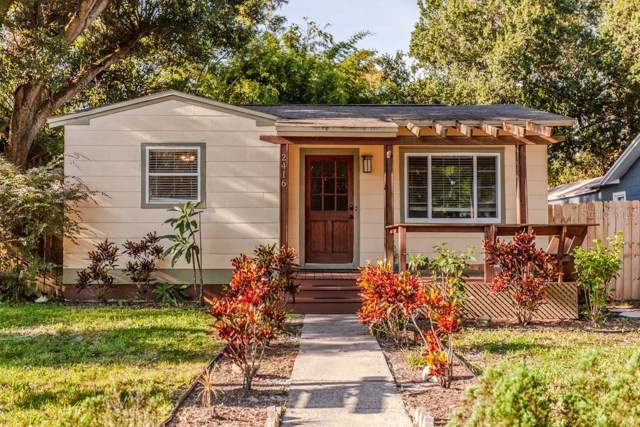 2416 4TH Avenue N, St Petersburg, FL 33713 (MLS #U8054494) :: Lockhart & Walseth Team, Realtors