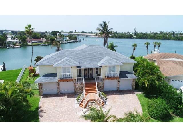 3876 Belle Vista Dr E, St Pete Beach, FL 33706 (MLS #U8054515) :: Griffin Group