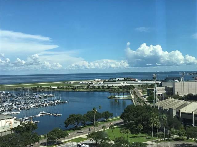 1 Beach Drive SE #1307, St Petersburg, FL 33701 (MLS #U8054597) :: Charles Rutenberg Realty