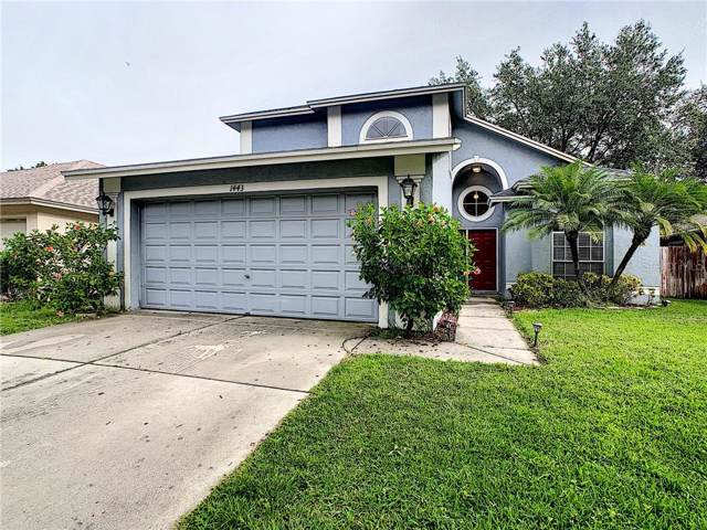 1443 Scotch Pine Drive, Brandon, FL 33511 (MLS #U8054685) :: Team Vasquez Group