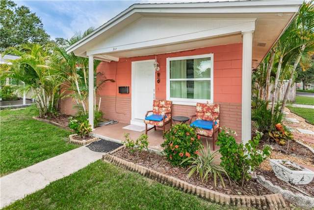 301 43RD Avenue N, St Petersburg, FL 33703 (MLS #U8054807) :: Lockhart & Walseth Team, Realtors